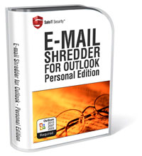 E-mail Shredder for Outlook - Personal