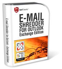 E-mail Shredder for Outlook - Exchange 2011