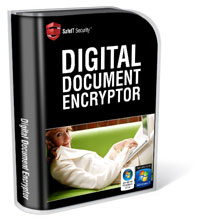 Digital Document Encryptor 2011