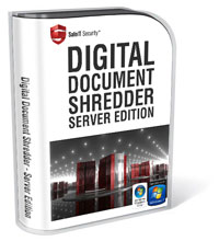 Digital Document Shredder - Server Edition